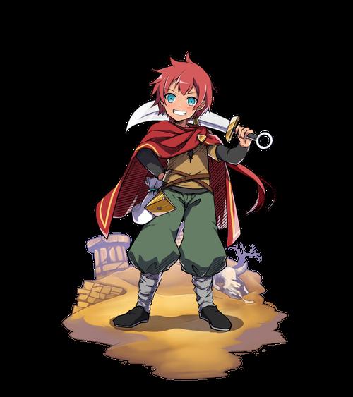炎の少年剣士ジーン