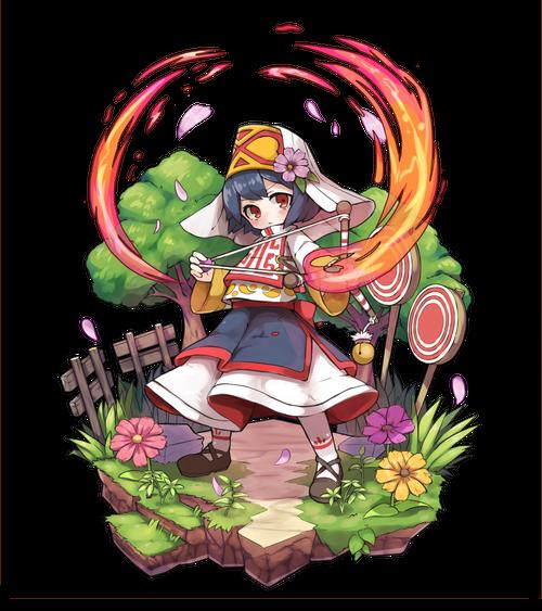 焔花の小闘士マウム