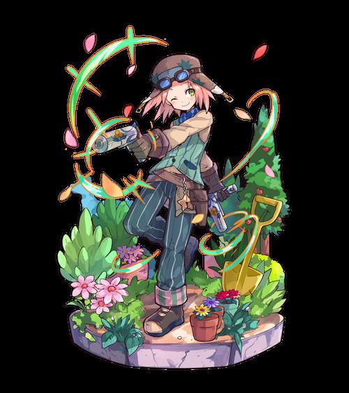 片恋の射撃手セネシオ