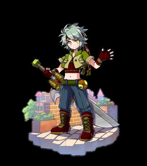 浅緑の剣士リチャード