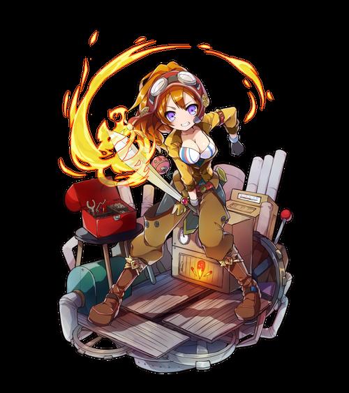 鋼炉の技巧師イムア