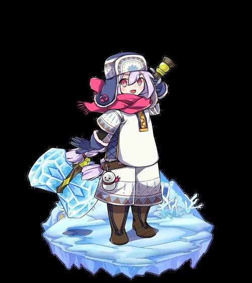 氷結の重戦士スノー