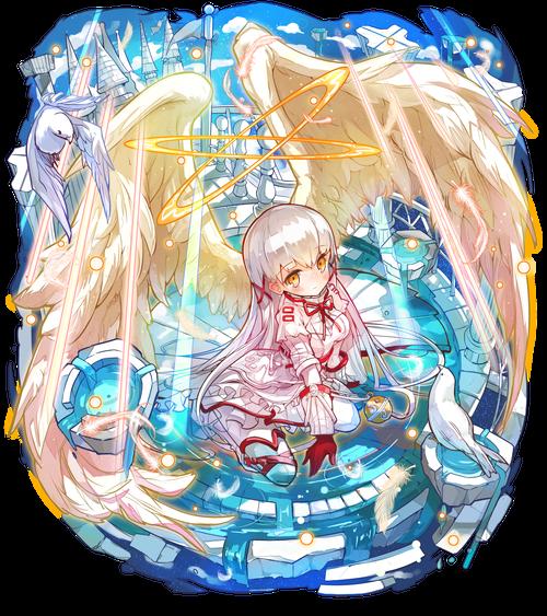 暁光の聖女ミシェリア