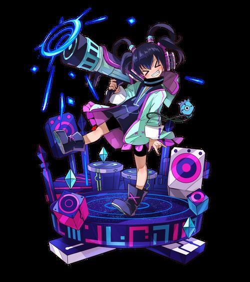 波砲の音響師イオナ