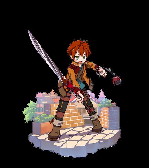 赤銅の大剣士リト