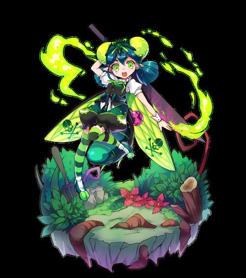 魔界の王女ベルゼブブ