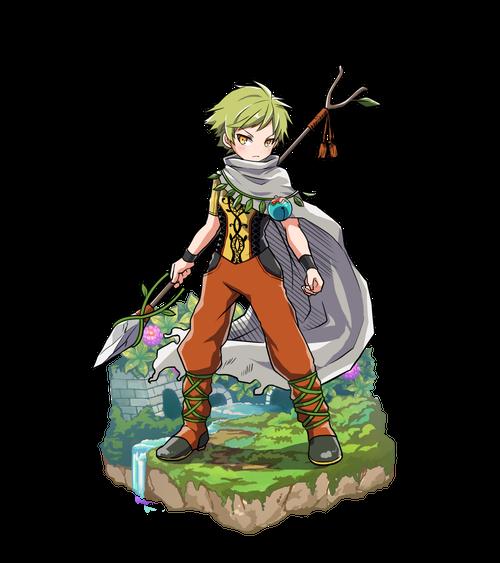 蔦葛の狩人ボルボロ