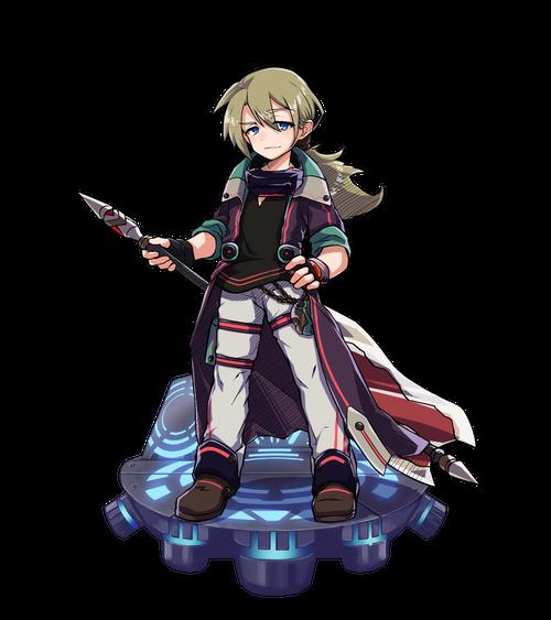 砥斧の重戦士ロデリック