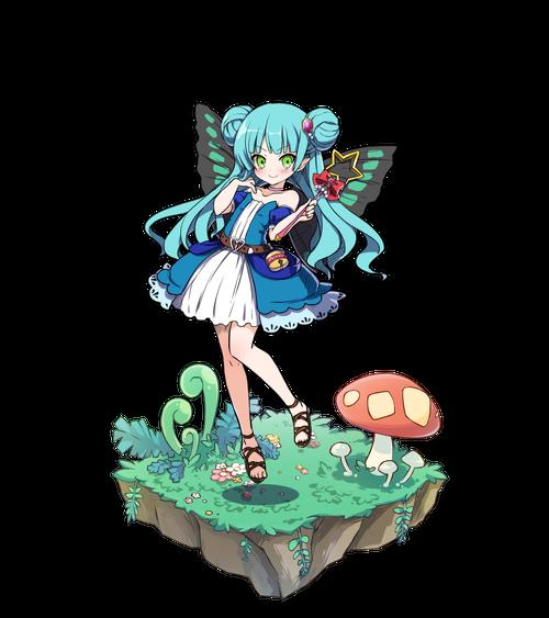 星杖の妖精ベリル