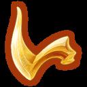 戦馬の幼角のアイコン