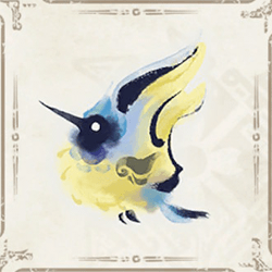 Yellow Spiribird