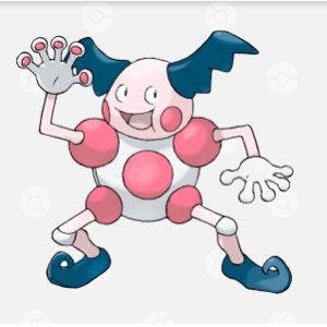 Galarian Mr. Mime