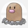 Diglett Icon