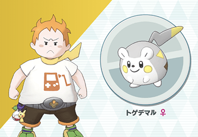 Sophocles & Togedemaru