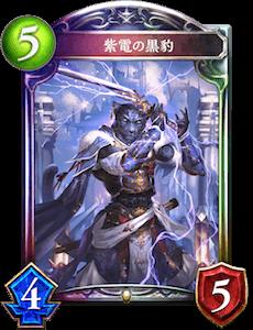 紫電之黑豹