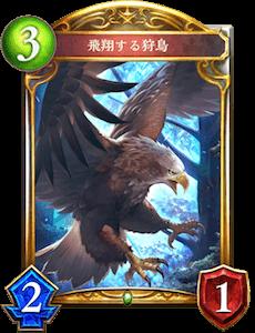 翱翔的獵鷹