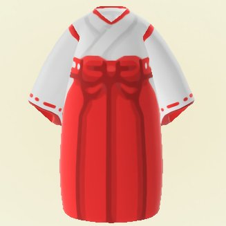 Shrine Maiden Dress