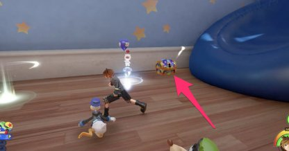 Kingdom Hearts 3 Toy Box Story Guide & World Walkthrough