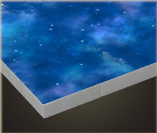 Milky Way Flooring