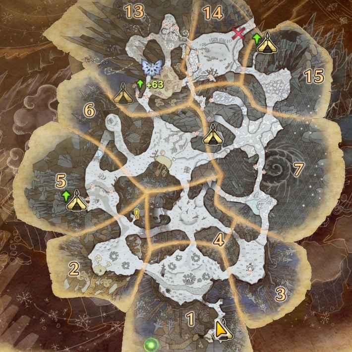Map of Hoarfrost Reach1