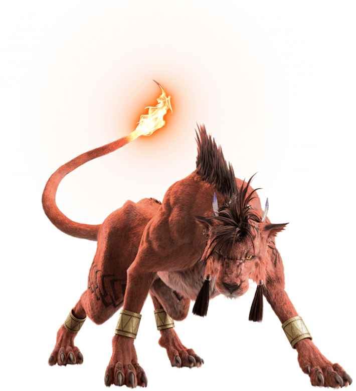 Red XIII Full
