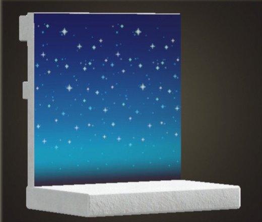 Starry Sky Wall