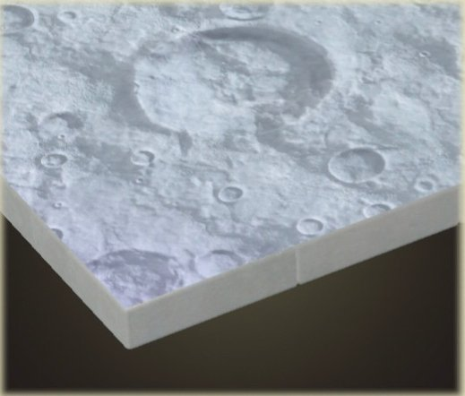 Lunar Surface Flooring