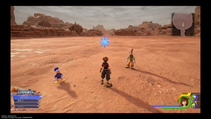 KH3 All Battlegate List Location & Rewards