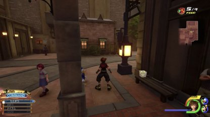 Kingdom Hearts 3 Twilight Town Story Guide & World Walkthrough