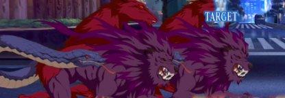 新宿第6節の敵情報、Prot-Super Chimera