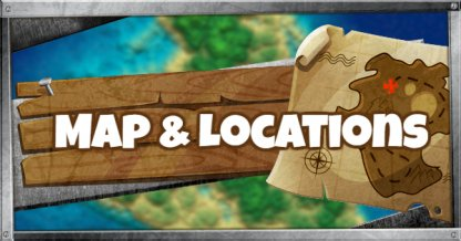 Fortnite Map & Locations