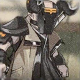 サルカズ大剣士