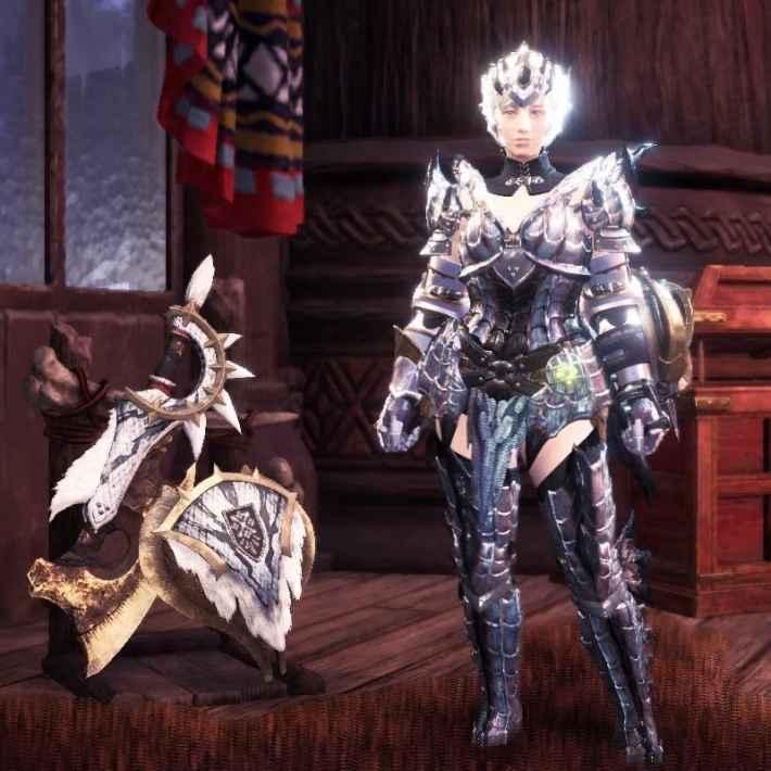 Sword and Shield True Critical Element Build