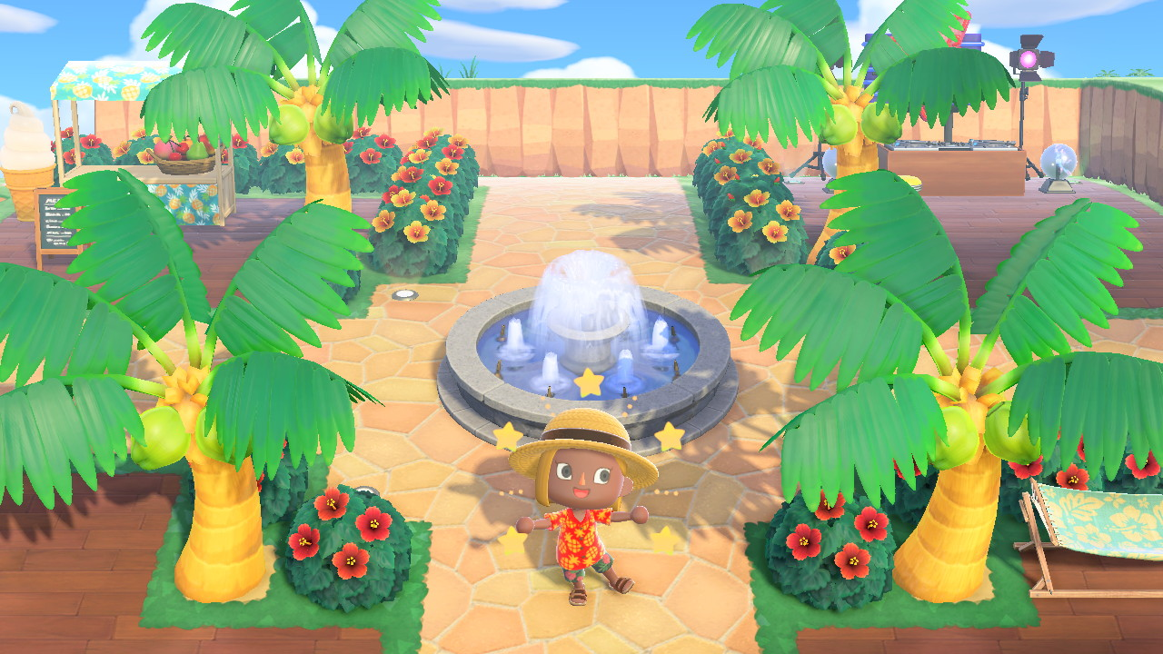 Animal Crossing Tropical Island Design Guide Make A Vacation