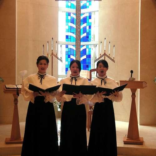 聖歌隊 (キリスト教挙式)