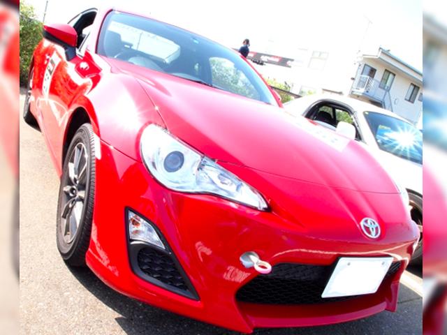 トヨタ86有名ショップデモカーからみるブレーキパッド5選(ストリート編)