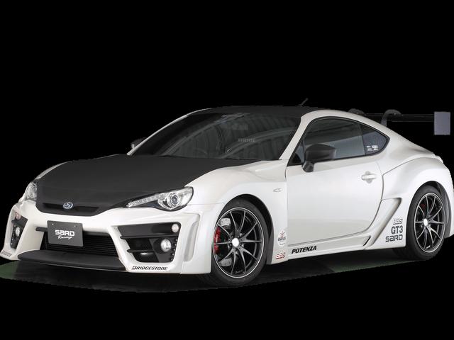 新たなGT3車両?フルコンプリートカー「SARD 86 GT3」そのスペックと価格をご紹介!