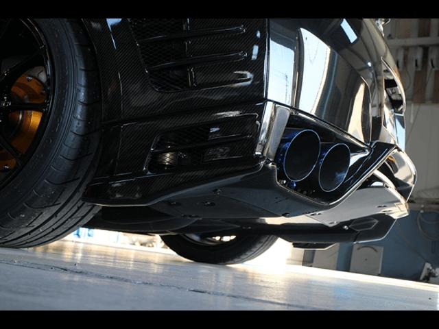 日産R35GT-R有名ショップデモカー最新オススメのマフラー6選