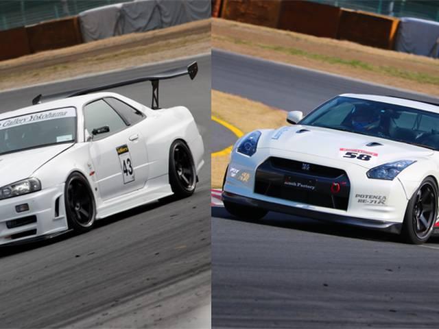 GT-Rどの型がお買い得?新旧GT-Rの中古車から始めるチューンドRのすすめ