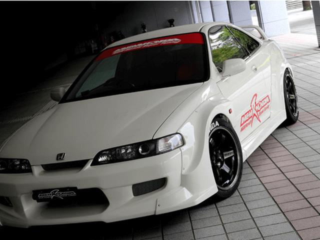 カスタムするなら世界最速のFF!! 市販車にレーシングエンジンを搭載した歴代インテグラをご紹介します!