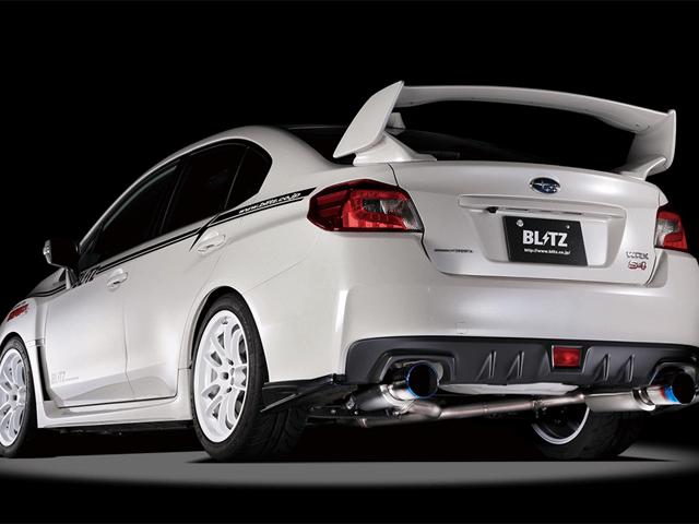 スバルWRX S4/STIにおすすめ、最新スポーツマフラー4選