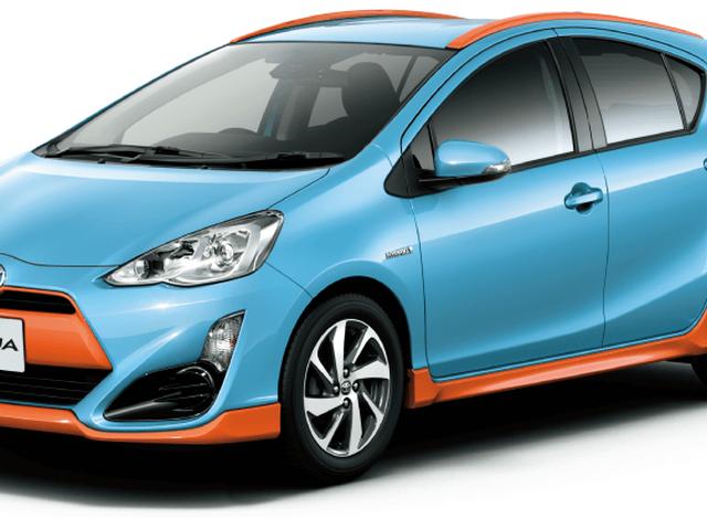 コンパクトHV車といえばトヨタアクア!その魅力と燃費を再確認します