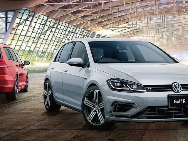 何が変わった?!VolksWagenが新型Golfを発表。「R」は30馬力アップ!