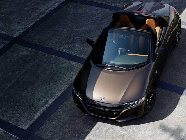 HondaS660特別仕様車ブルーノレザーエディションを11/30までの期間限定で販売