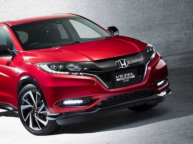 3年連続ベストセラーSUV、Hondaヴェゼルの魅力と売れている理由とは?