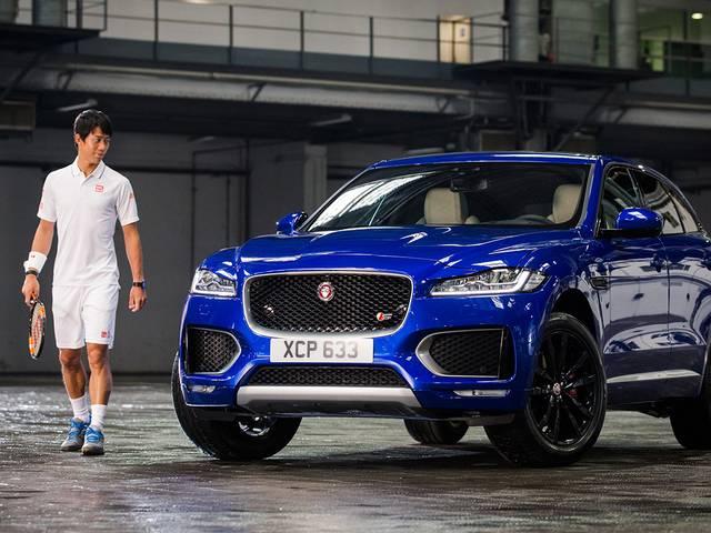 ジャガーから新しいスポーツカーの提案、F-PACEならではの魅力とは?