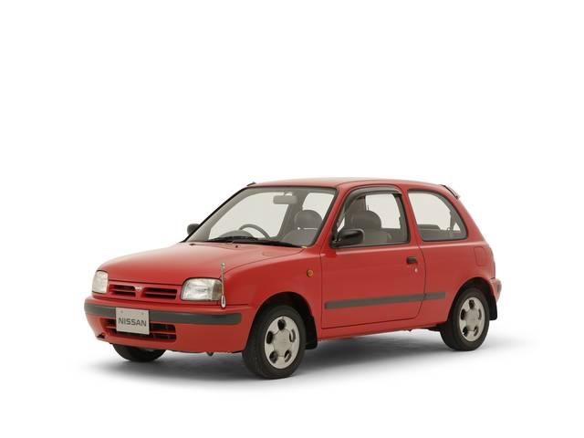 90年代コンパクトカーと言えばコレ!!日産K11型マーチの魅力に迫ります