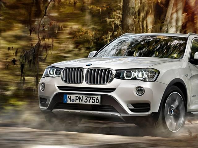 BMW X3(F25)の定番カスタムと維持費、中古車価格は!?