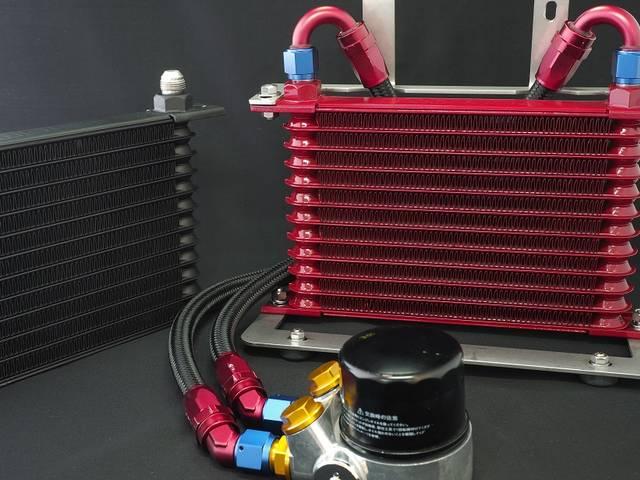 油温管理がイチバン大事!JB23用ジムニーに装着したいオイルクーラー特集
