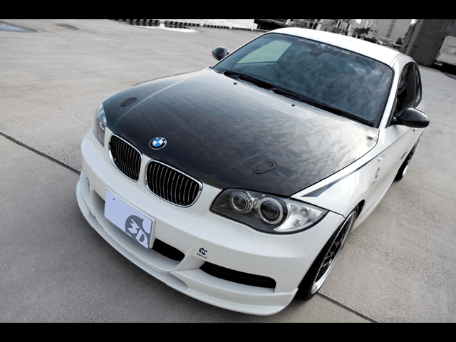 もっとカッコよく!E87型BMW1シリーズにおすすめのエアロパーツ特集